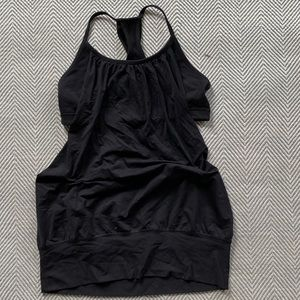 Lululemon Workout Top with Bra